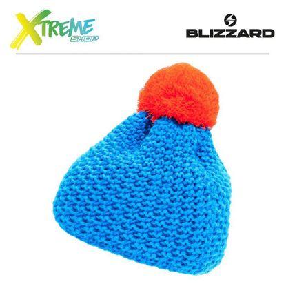 Czapka Blizzard MIXER Blue/Orange