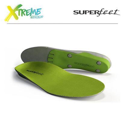 Obrazek Wkładki Superfeet Green
