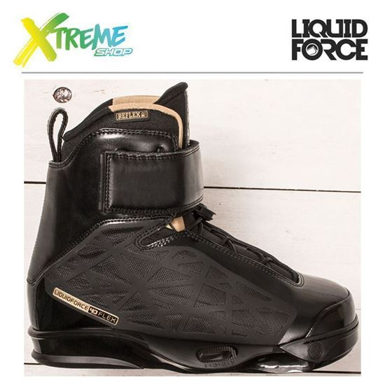 Wiązania wakeboardowe Liquid Force FLEX 4D 2017 1