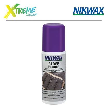 Obrazek Impregnat do rękawic Nikwax GLOVE PROOF - 125ml (gąbka)