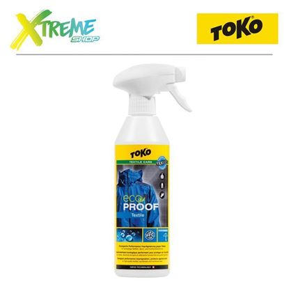 Impregnat do odzieży Toko ECO TEXTILE PROOF - 500ml