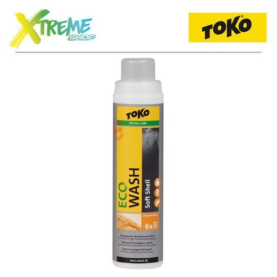 Środek do prania odzieży Soft Shell Toko ECO SOFTSHELL WASH - 250ml