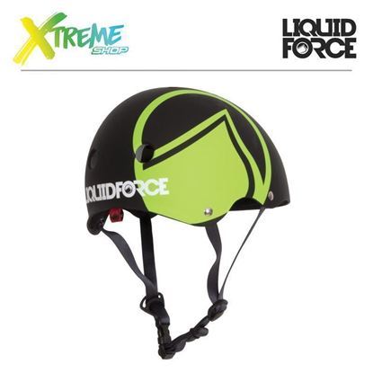 Kask wakeboardowy Liquid Force HERO Black 2017