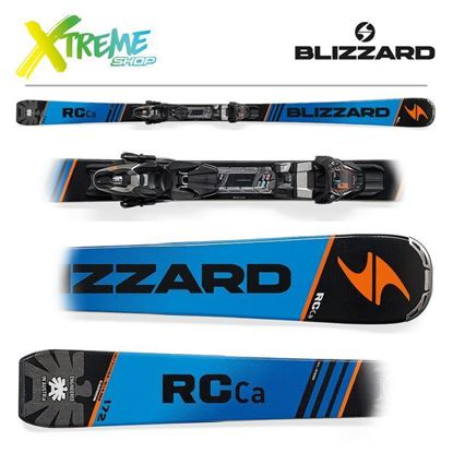 Blizzard RC CA 2018 Blue/Black