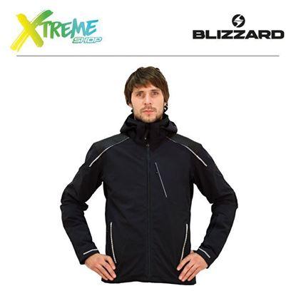 Kurtka narciarska Blizzard RACE MEN Black/Silver 1