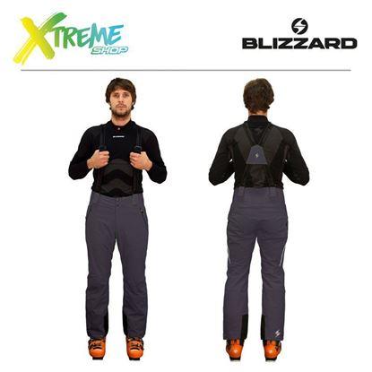 Spodnie narciarskie Blizzard PERFORMANCE MEN Anthracite