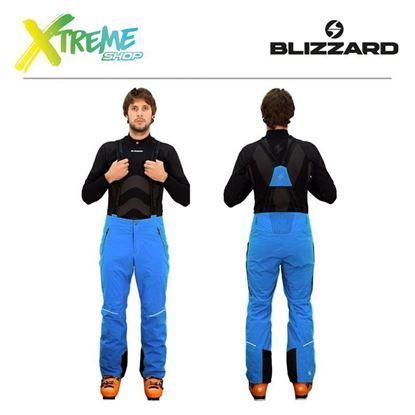 Spodnie narciarskie Blizzard PERFORMANCE MEN Blue