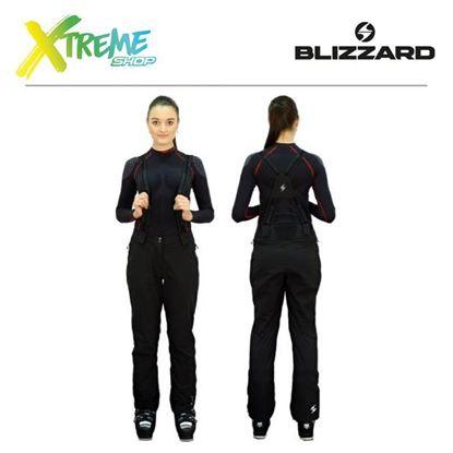 Spodnie narciarskie Blizzard POWER WOMEN Black