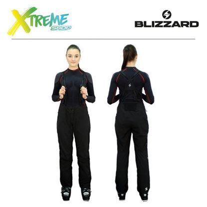 Spodnie narciarskie Blizzard PERFORMANCE WOMEN Black