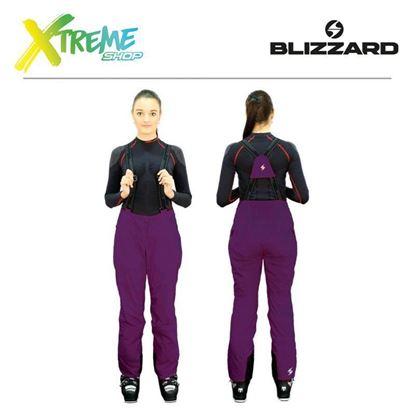 Spodnie narciarskie Blizzard PERFORMANCE WOMEN Purple