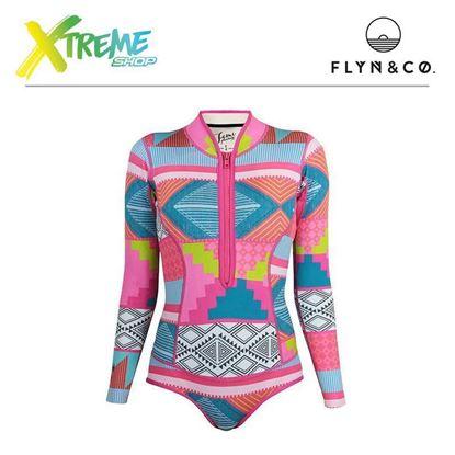 Pianka Flyn Femi Wetsuit Peruvian Woman 1 mm 1