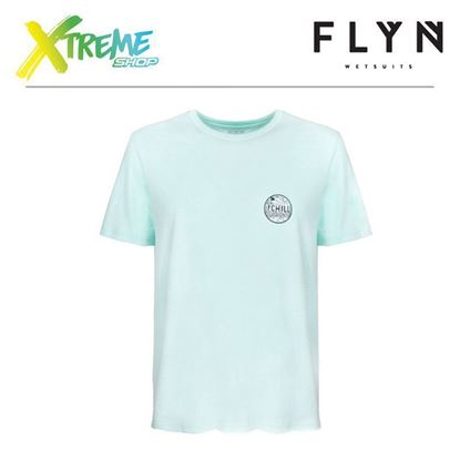 T-Shirt Flyn FCHILL MINT MAN 1