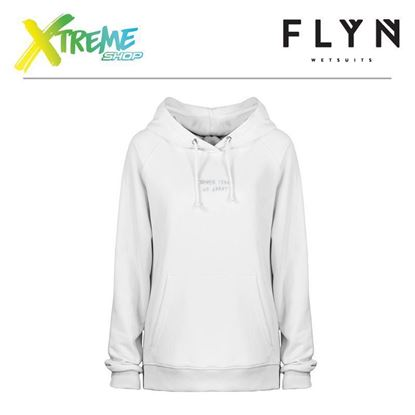Bluza Flyn HOODIE NEVER TEAR US APART WHITE WOMAN 1