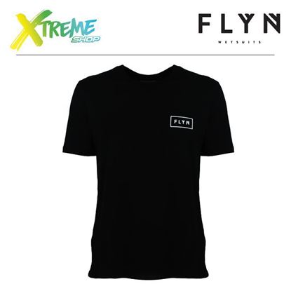 T-Shirt Flyn ORIGINAL BLACK MAN 1