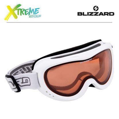 Gogle Blizzard 907 DAO White Shiny