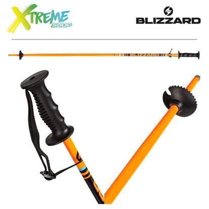 Kije Blizzard RACE JUNIOR Orange/Black