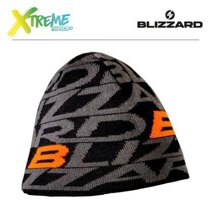 Czapka Blizzard DRAGON Black/Orange
