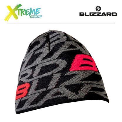 Czapka Blizzard DRAGON Black/Red