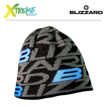 Czapka Blizzard DRAGON Black/Blue