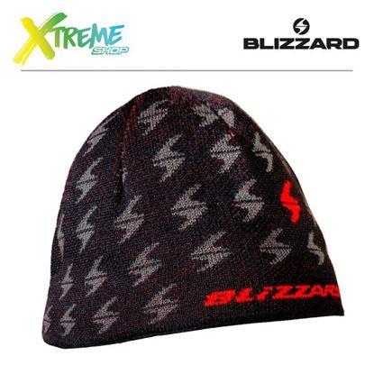 Czapka Blizzard MAGNUM Black/Red