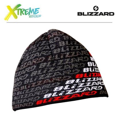 Czapka Blizzard G-FORCE Black/White/Red