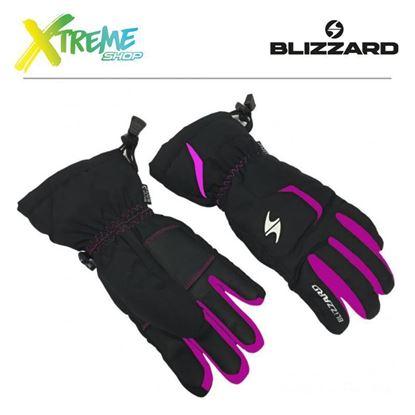 Rękawice Blizzard RIDER JUNIOR Black/Pink
