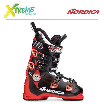 Buty narciarskie Nordica SPEEDMACHINE 110 2018 Red/Black/White