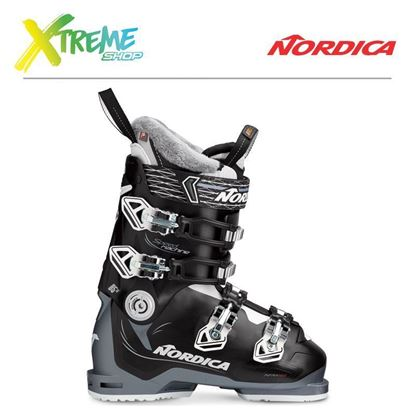 Buty narciarskie Nordica SPEEDMACHINE 85 W 2018 Anthracite/Black/White