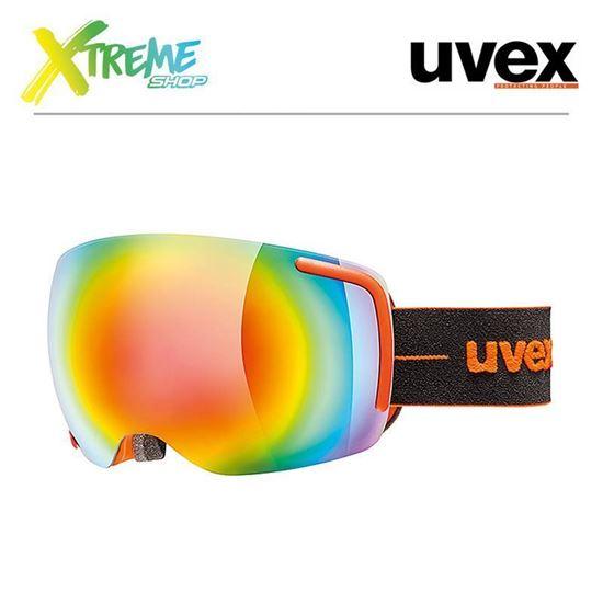 Gogle UVEX BIG 40 FM Orange