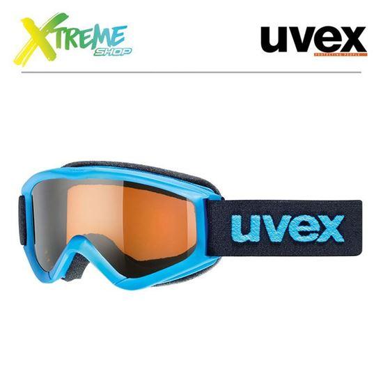 Gogle Uvex Speedy Pro 4012
