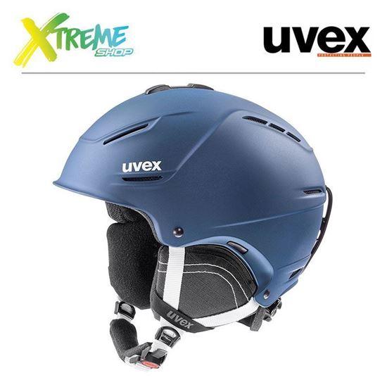Kask Uvex P1us 2.0 Navyblue Mat