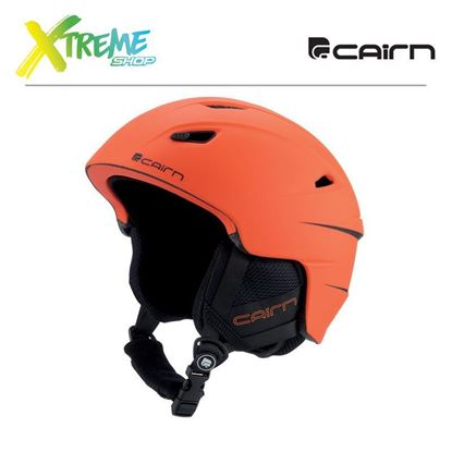 Kask Cairn Electron Mat Safety Orange
