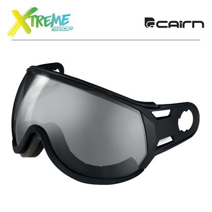 Szyba Cairn Visor Polarized Black - Grey PZ