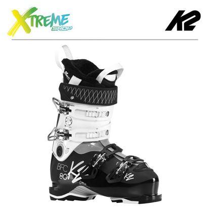 Buty narciarskie K2 BFC 80 W 2018 1