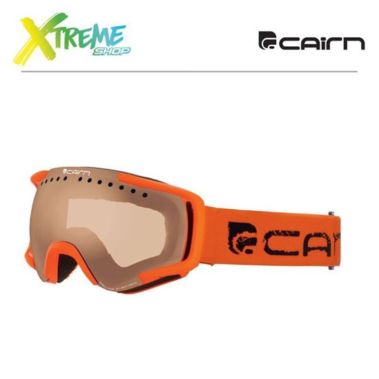 Gogle Cairn Next Photochromic Neon Orange