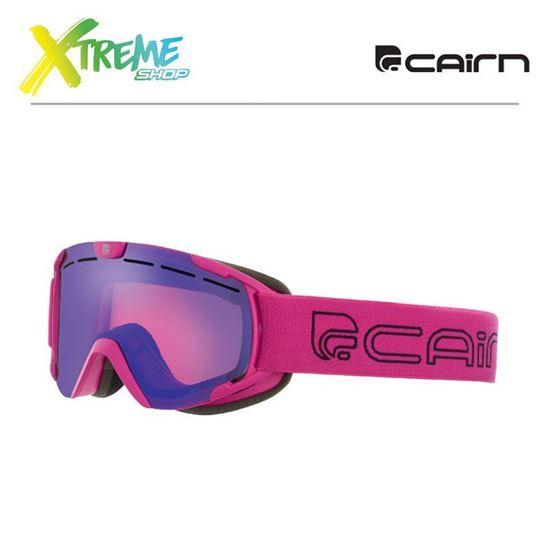 Gogle Cairn Scoop Neon Pink