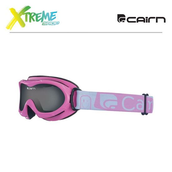 Gogle Cairn Bug Shiny Pink