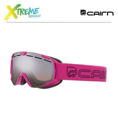 Gogle Cairn Scoop OTG Neon Pink