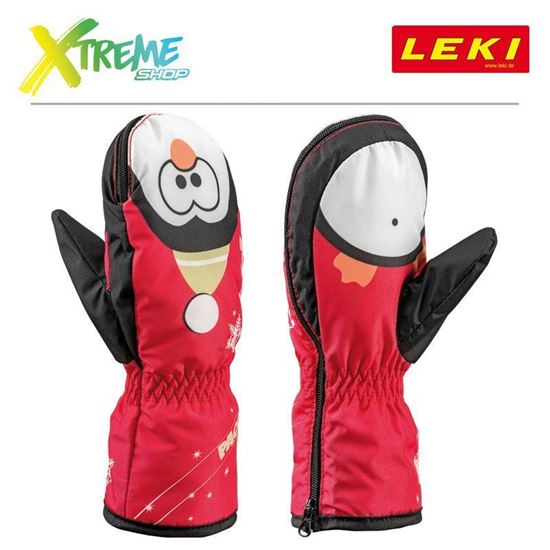 Rękawice Leki LITTLE PACO MITT 632-81971