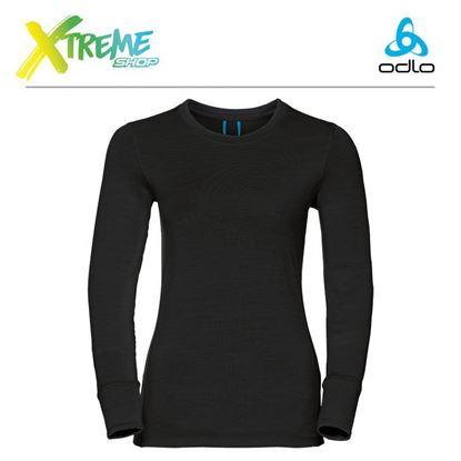 Koszulka damska Odlo 100% MERINO 110411/15000 1