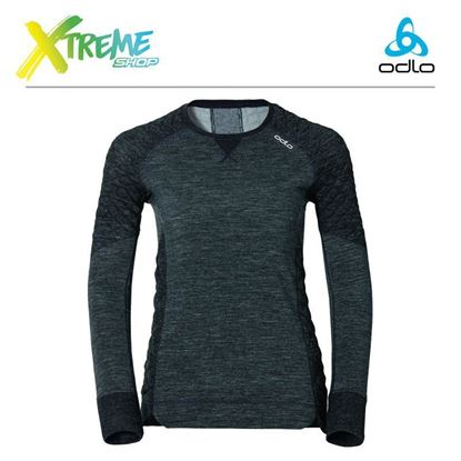 Koszulka damska Odlo Revolution X-Warm 110221/15015 1