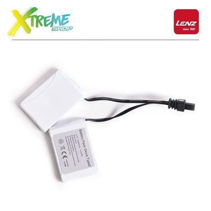 Akumulator Lenz BATTERY PACK GLOVE TYPE 2