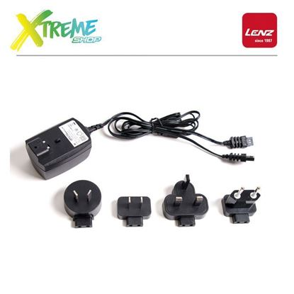 Ładowarka Lenz 8.4 V GLOBAL CHARGER WITH 4 PLUGS