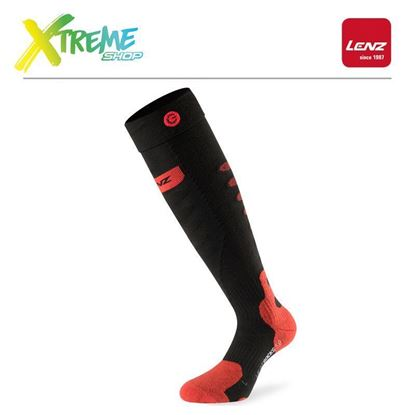 Skarpety Lenz HEAT SOCKS 5.0 TOE CAP