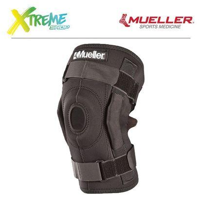 Owijany stabilizator kolana z zawiasami Mueller 3333 1