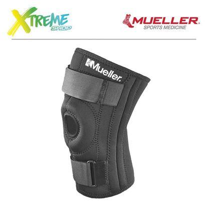 Usztywniacz kolana ze stabilizatorem rzepki Mueller 2313 1