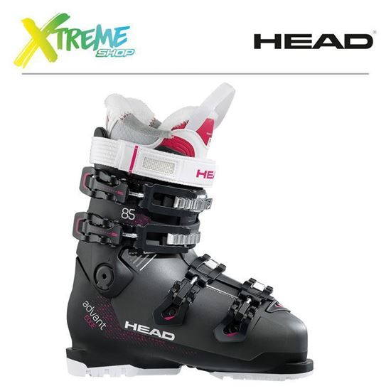 Buty narciarskie Head ADVANT EDGE 85 W Anthracite/Black 2018