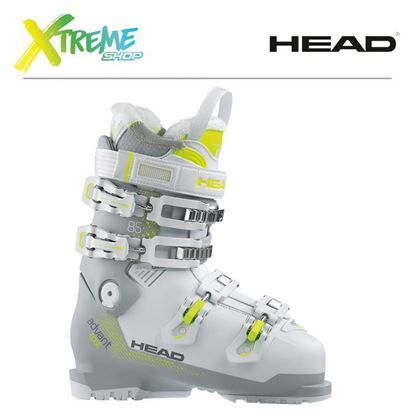 Buty narciarskie Head ADVANT EDGE 85 W White/Gray-Yellow
