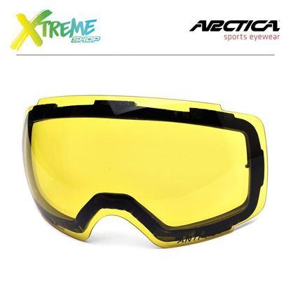 Szyba Arctica G-105 Yellow