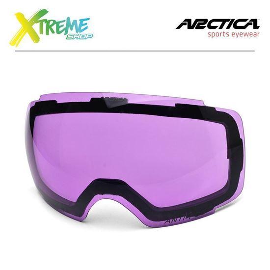 Szyba Arctica G-105 Violet